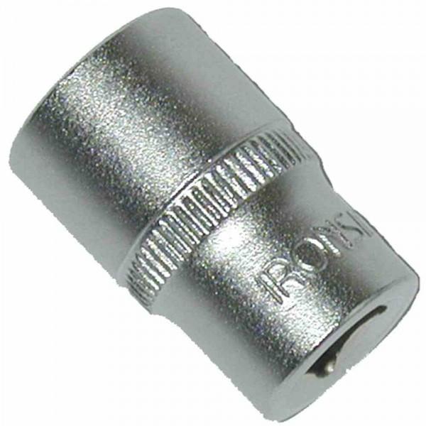 """Stecknuß 6,35mm (¼"""") SW10"""