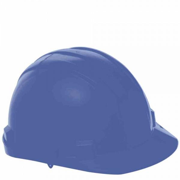 Schutzhelm verstellbar blau