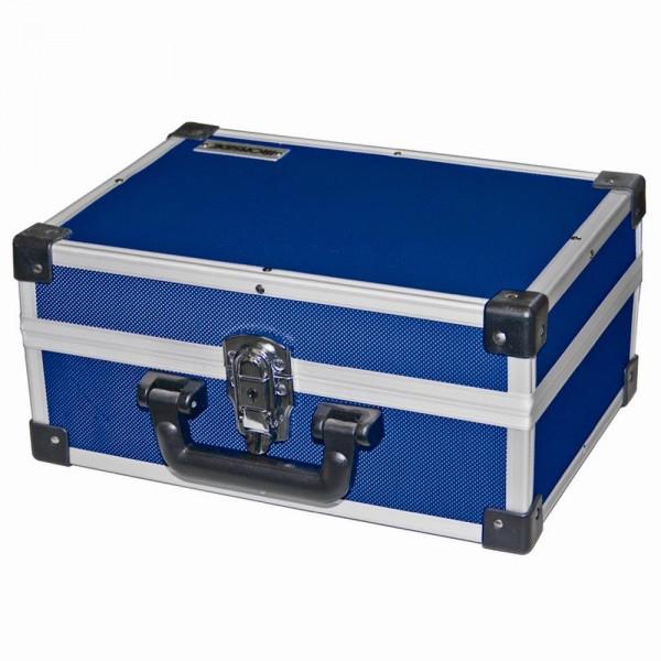 Alu Werkzeugkoffer blau