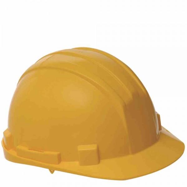 Schutzhelm verstellbar gelb